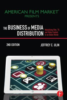 The Business of Media Distribution Cover Image