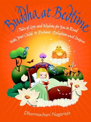 Buddha at Bedtime: Tales of Love and Wisdom Cover Image