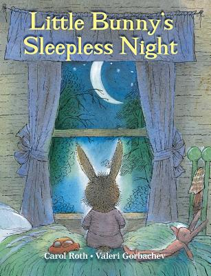 Little Bunny's Sleepless Night Cover Image