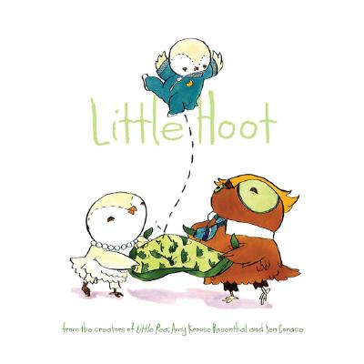 Little Hoot Cover