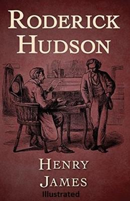 Roderick Hudson Illustrated Cover Image
