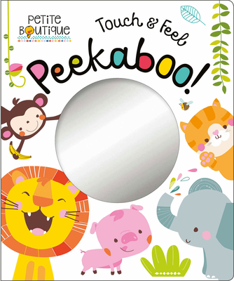Petite Boutique Wild Animals Peekaboo Cover Image