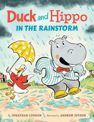 Duck and Hippo in the Rainstorm Cover Image