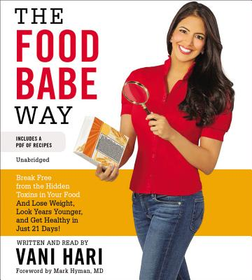 Cover for The Food Babe Way Lib/E