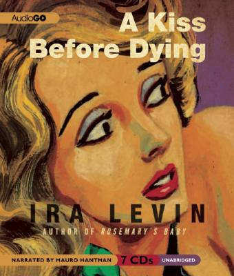 A Kiss Before Dying Cover Image