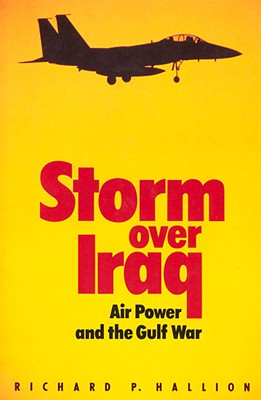 Cover for Storm over Iraq