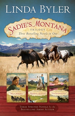 Sadie's Montana Trilogy: Three Bestselling Novels in One Cover Image