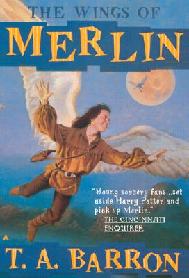 The Wings of Merlin (DIGEST) Cover Image