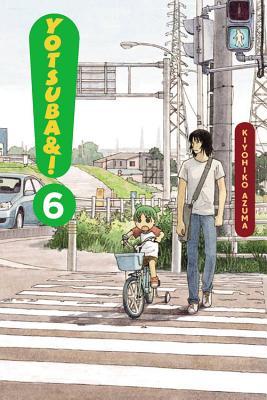 Yotsuba&!, Vol. 6 Cover