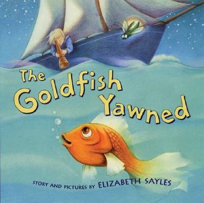 The Goldfish Yawned Cover