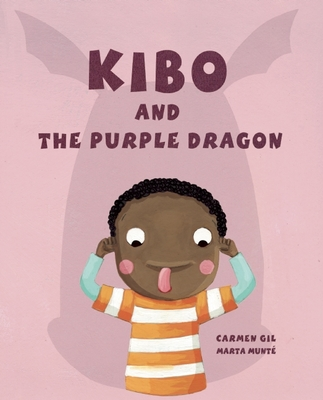 Cover for Kibo and the Purple Dragon