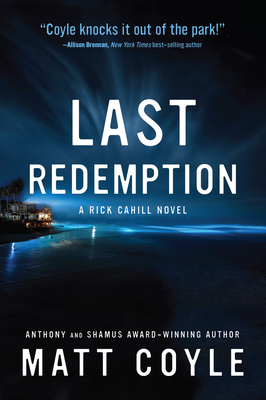 Last Redemption (The Rick Cahill Series #8) Cover Image