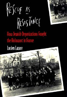 Rescue as Resistance Cover