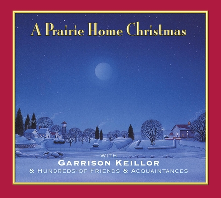 A Prairie Home Christmas Cover Image