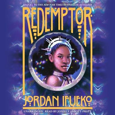 Redemptor Lib/E Cover Image