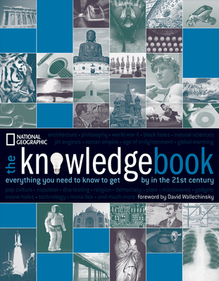 Cover for The Knowledge Book