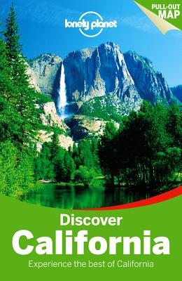 Lonely Planet Discover California Cover Image