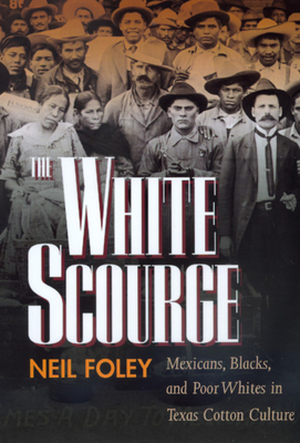 Cover for The White Scourge