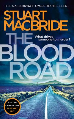 The Blood Road (Logan McRae, Book 11) Cover Image