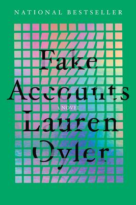 Fake Accounts: A Novel Cover Image