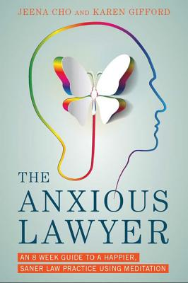 The Anxious Lawyer Cover