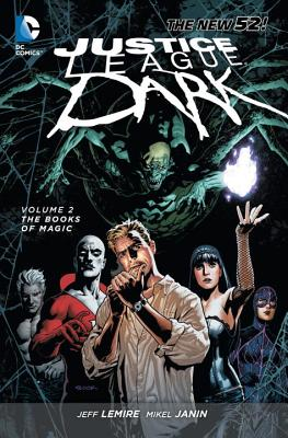 Justice League Dark Vol. 2 Cover