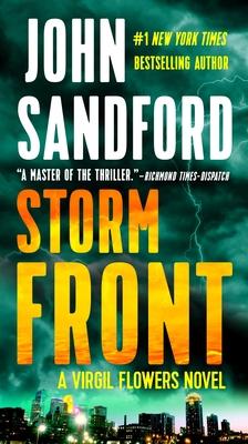 Storm Front (A Virgil Flowers Novel #7) Cover Image