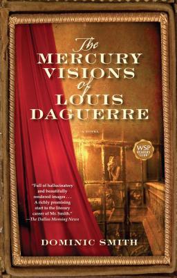 Cover for Mercury Visions of Louis Daguerre