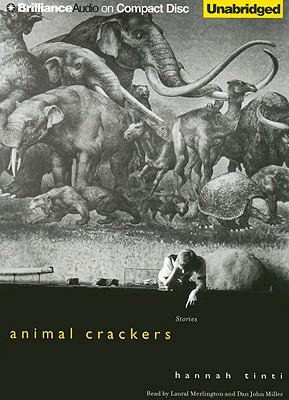 Animal Crackers: Stories Cover Image