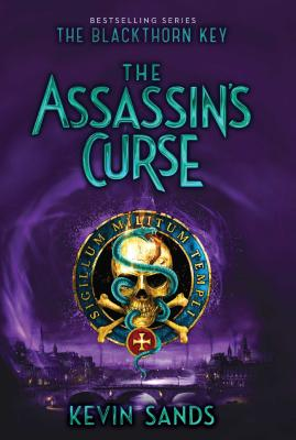 The Assassin's Curse (The Blackthorn Key #3) Cover Image