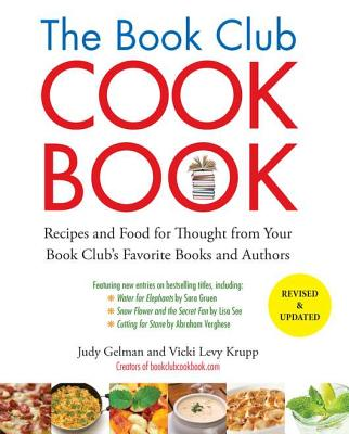 The Book Club Cookbook Cover