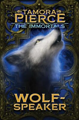 Wolf-Speaker (The Immortals #2) Cover Image
