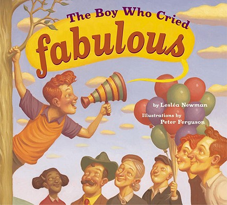 The Boy Who Cried Fabulous Cover Image
