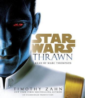 Thrawn (Star Wars) (Star Wars: Thrawn #1) Cover Image