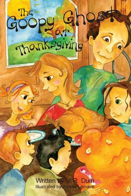 The Goopy Ghost at Thanksgiving Cover Image