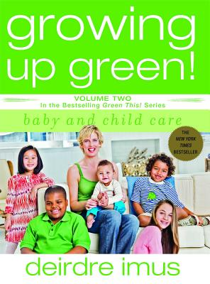 Growing Up Green Cover