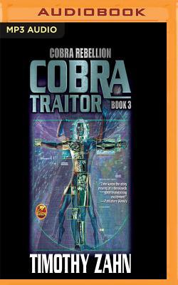 Cobra Traitor (Cobra Rebellion #3) Cover Image