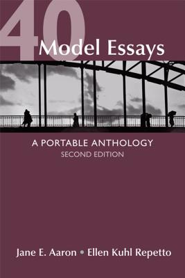 40 Model Essays: A Portable Anthology Cover Image