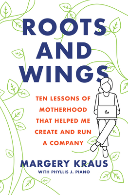 Cover for Roots and Wings