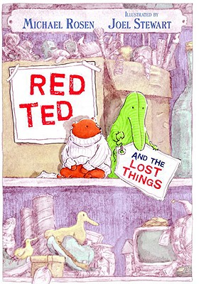 Red Ted and the Lost Things Cover