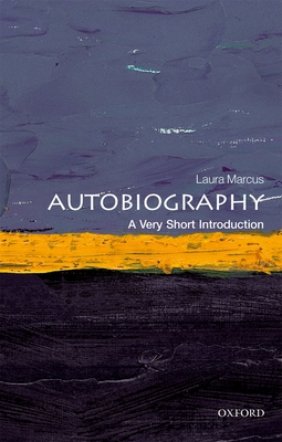 Autobiography: A Very Short Introduction (Very Short Introductions) Cover Image