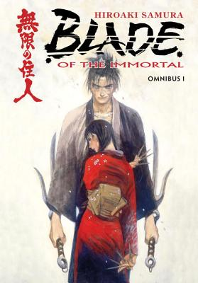 Blade of the Immortal Omnibus Volume 1 Cover Image