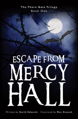 Escape from Mercy Hall Cover