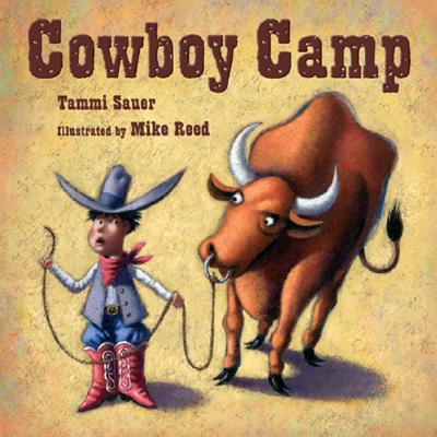 Cowboy Camp Cover