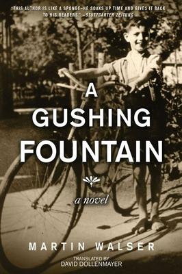 Cover for A Gushing Fountain