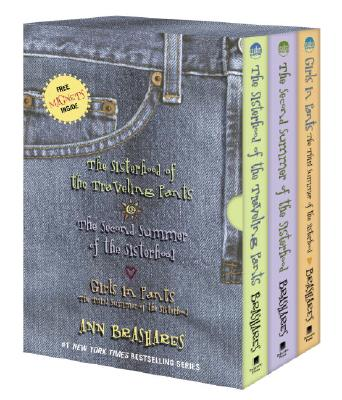 The Sisterhood of the Traveling Pants--3-Book Boxed Set [With Magnets] Cover