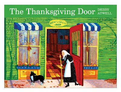 The Thanksgiving Door Cover
