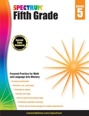 Spectrum Grade 5 Cover Image