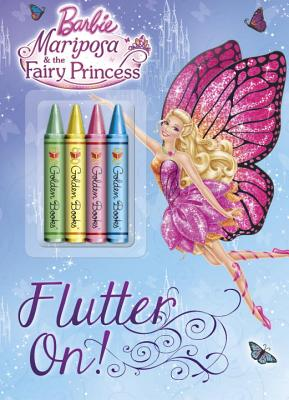 Flutter On! (Barbie) Cover