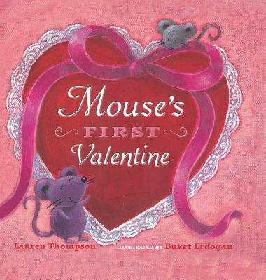 Mouse's First Valentine Cover